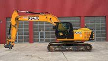 2015 JCB JS 210LC