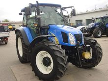 2007 New Holland TLA 100 wenig