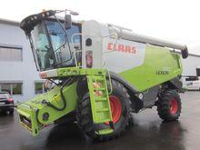 2013 CLAAS LEXION 670 mit SW V7