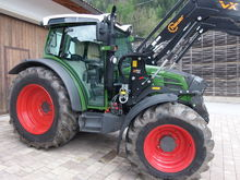 Used 2016 Fendt 207