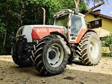 Used Steyr 9170 A T