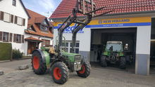 Used 2001 Fendt Farm