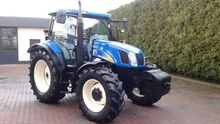 2010 New Holland T6010 Plus