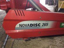 Pöttinger Novadisc 265
