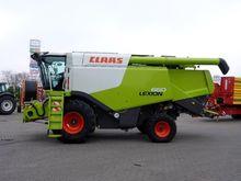 2014 Claas Lexion 660