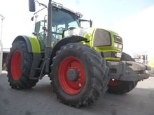 2006 Claas Ares 836 Quadrishift