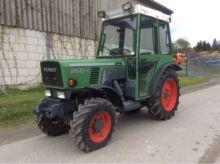 1990 Fendt Farmer 206 V