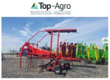 2017 Top-Agro Schwader Kreisels