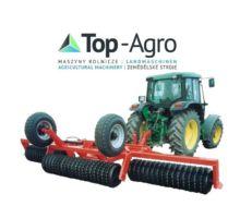 2016 EXPOM TOP-AGRO Ackerwalze