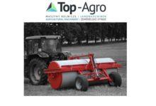 2016 EXPOM TOP-AGRO Wiesenwalze