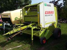 2004 Claas ROLLANT 160 körbáláz
