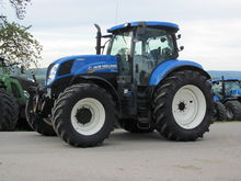 2013 New Holland T7.210 Auto Co