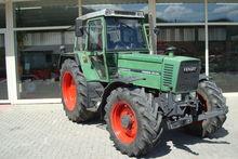 1986 Fendt Farmer 311 LSA 40 km