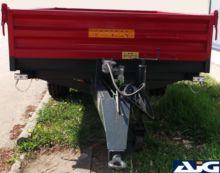 2017 AJG AP 300 2,8 tonna teher