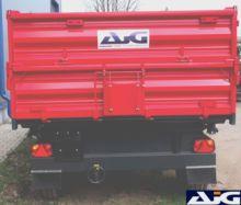 2017 AJG AP 206 6,3 tonna teher