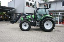 2010 Deutz-Fahr AGROTRON M 620