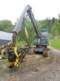 2001 Timberjack 745 mit Neuson