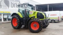 2014 Claas Axion 810
