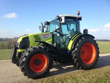 2016 Claas Arion 420 CIS