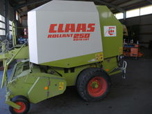2000 Claas Rollant 250 Roto Cut