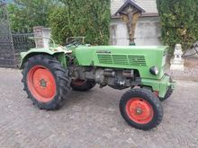 1973 Fendt Farmer 102 GA361