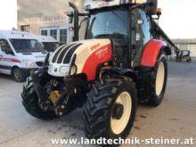 2014 Steyr 4120 Profi CVT Profi