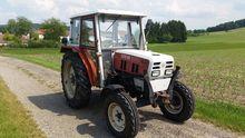 1987 Steyr 8055 Hinterrad