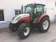 2012 Steyr Kompakt 4065 S