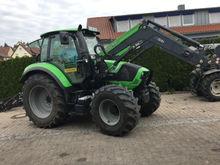 2015 Deutz Fahr Agrotron 6130.4