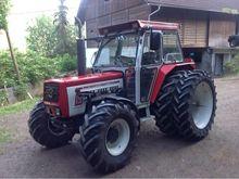 1991 Lindner 1750 Allrad