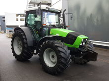 2010 Deutz Fahr Agrofarm 430 Pr