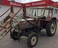 1969 Steyr 50 mit Frontlader