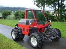 1999 Aebi TT50