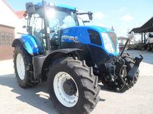 2013 New Holland T7-185 WIE NEU