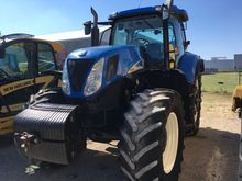 2007 New Holland T7050 Power Co