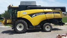 2004 New Holland CX840
