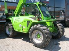 2011 Merlo P 40.7