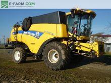 2014 New Holland CX 7080