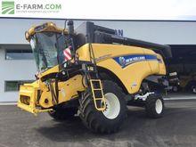 2016 New Holland CX6090 LAT