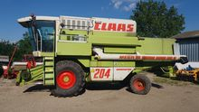 1996 Claas Mega 204