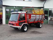 2003 Lindner Unitrac 95L