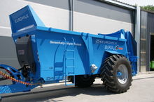 2017 Euromilk Buffalo RX 1600-N