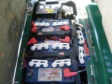 2014 EZGO RXV elektro Batterien