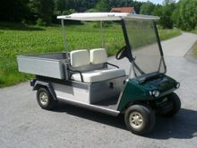 2002 Club Car CarryAll 2 elektr