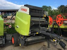 2014 CLAAS Variant 385 RC Pro