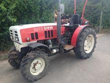 1987 Steyr 8075 as