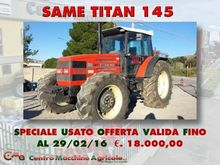 1997 Same TITAN 145