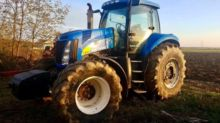 2008 New holland T8030