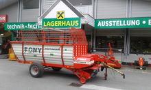 Pöttinger Ladewagen Pony II