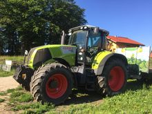 2008 Claas Axion 820 C-Matic